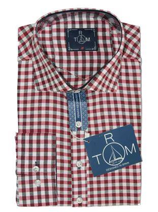 Camisa Cuadros  a232