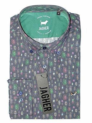 Camisa Jagher  a167