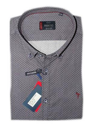 Camisa Berto CMLTG a438